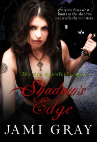 Shadows Edge Cover
