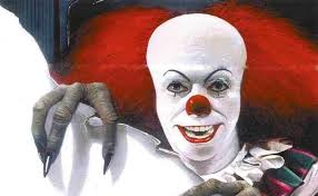 stephen king it clown