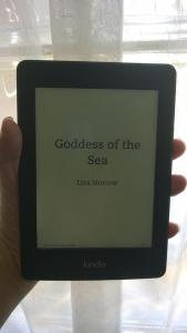 Kindle- Goddess of the Sea Photo
